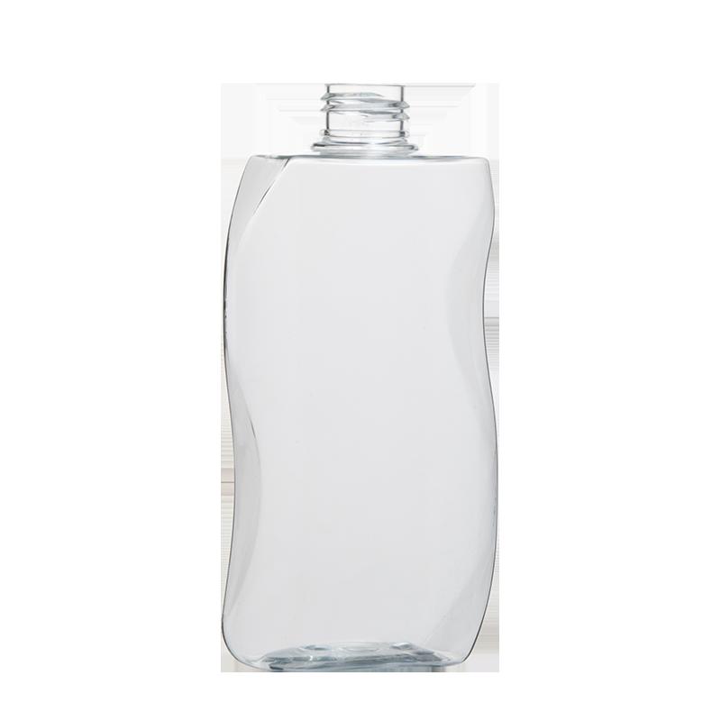 852de8019eb8 Wholesale 240ml 8oz Decorative Plastic Bottles Unique Shaped Bottles ...
