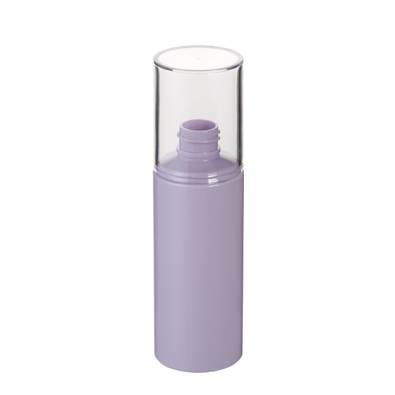 100ml Plastic Cylinder Bottles Plastic Lotion Bottles Bulk