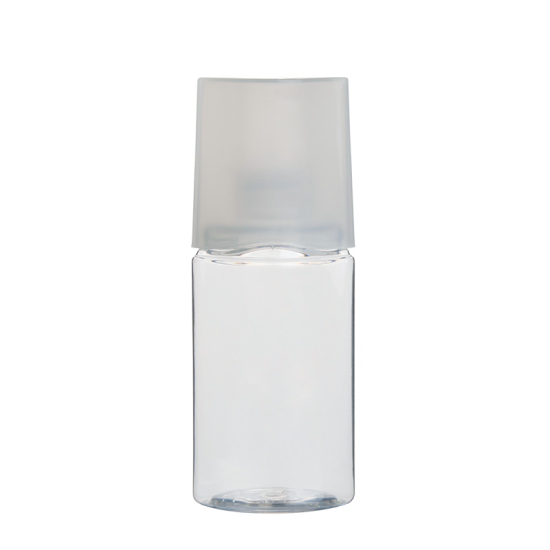 69eb288473e6 Wholesale 80ml Plastic PET Clear Oval Perfume Bottle Lotion Bottle ...