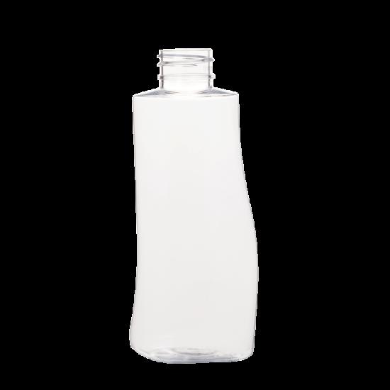 Plastic Clear Bottles Manufacturer