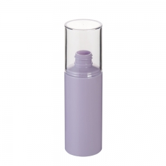 PET Plastic Cylinder Bottle