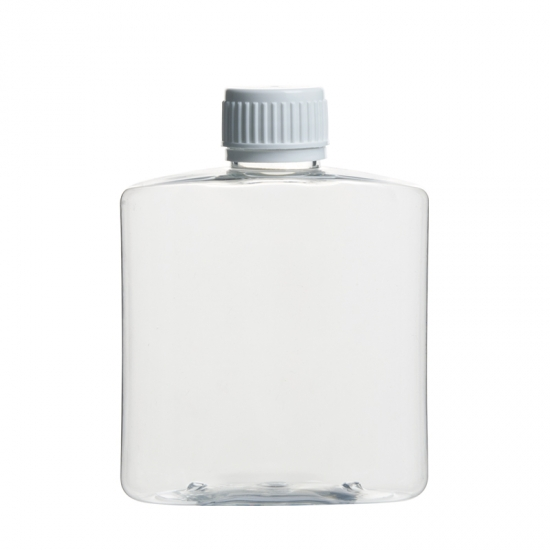 PET Plastic Round Bottle