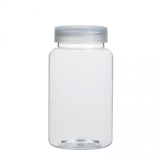plastic food jar