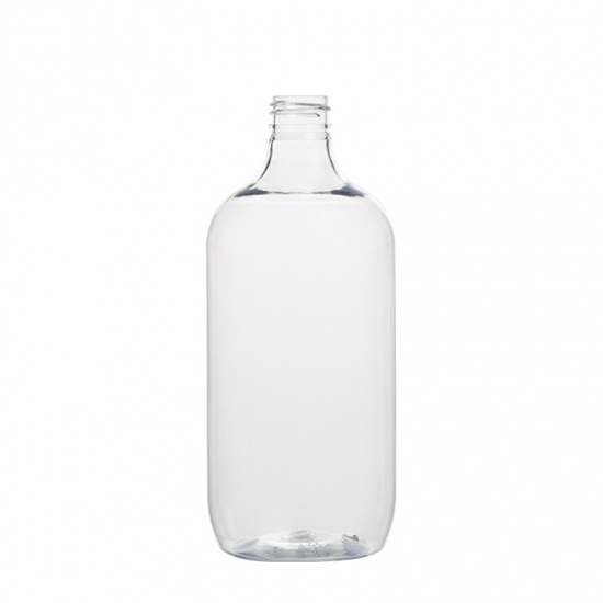Plastic PET Square Bottles Manufactures
