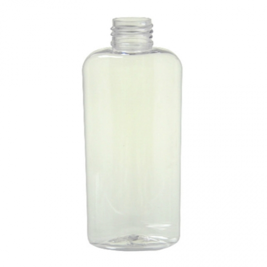 flat shaped bottles