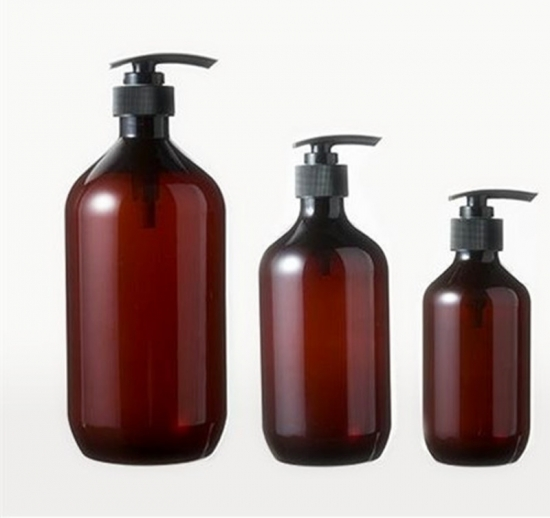 cosmetic series bottle